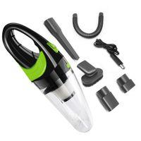 Vacuum Cleaner coche portátil Mini aspirador de gran succión húmedo y en seco de doble uso de la aspiradora portátil