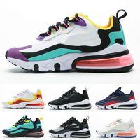 Mens Reagire 270S formatori per Scarpe Sneakers uomo di sport degli uomini Maschio scarpa da running Womens donne scarpa da tennis Donna Sport Woman Jogging Uomini