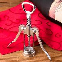Prácticas de aleación de aleaciones Abridores de cerveza Metal Rojo CorksCEW Botellas de cocina Abrelatas para recuerdos de boda Nueva llegada 4ml E1