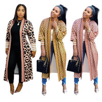 Autumn Winter cloak Poncho Plaid Print Full sleeve Women Max...