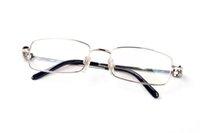 Ventas calientes Diseñador de la marca Gafas de sol de lujo Full Rim Metal Gold Silver Frame Plain Mirror Glasses Buffalo Mujeres Hombre Vintage Gafas de sol Gafas