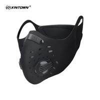 XINTOWN Cycling Masks Activated Carbon Anti- Pollution Mask D...