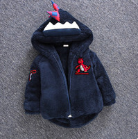 Hot 1- 3- 5 Years Baby Boys Girls Winter Cotton Padded Jackets...