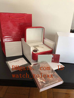 Luxury New Square Red For Box Watch Booklet Card Tags And Pa...