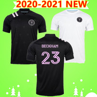 2020 2021 NEW INTER MIAMI soccer jersey HOME AWAY أبيض أسود بيكهام 20 21 Julián Carranza Ben Sweat Pellegrini MLS CF