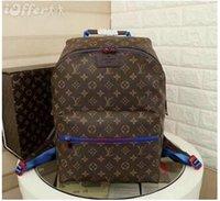 c422a6024ef5 wholesale AJLOUIS VUITTON APOLLO old flower backpack MICHAEL 25 KOR  shoulder bag clutch handbag luxury messenger package LOUIS