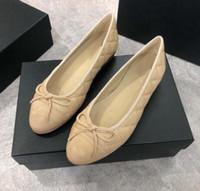 발레 슈즈 소프트 플랫 힐 니트 레저 뾰족한 발가락 얕은 입 zss186 2020 봄 여성 플랫 신발 여성