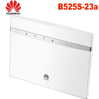Huawei B525s 65a 4G LTE Cat6 Wireless Router Plus Huawei Antenna