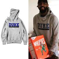 Hommes à capuche Femmes Sweat Sweat-shirt NCAA Basketball Irving Lettre Imprimé Duke oncle Drew Film Coton Mince Coton Sweat à capuche Sweatwear Streetwear