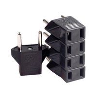 10 PCS 6A EUA Soquete para EU Plug Power Adapter / Carregador Kit