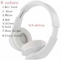 High Quality 3. 0 wireless headphones headband over ear heads...