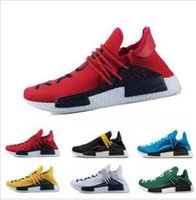 787ed99fe New Arrival. 2018 Cheap Wholesale NMD Online Human Race Pharrell Williams X  NMD Sports Running Shoes