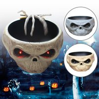Skull Funny Sound Control With Jump Hand Props Horror Hallow...