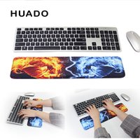 Gaming Wrist Rest Support for keyboard pad Comfort Soft Pad ...