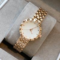 최고 판매 럭셔리 새로운 디자이너 황금 여성 시계 패션 드레스 여성 시계 부인 시계 도매 dropshipping에 높은 품질의 현대