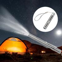 Mini tragbare LED-Taschenlampe medizinische Stift-leichte kleine Taschen-Fackel-Lampe aufladen
