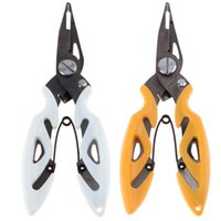 Multifunctional Fishing Plier Steel Tackle Lure Hook Remover...