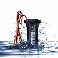 EnusicMicro GPS المقتفي ماء محدد الكهربائية دراجة بخارية سيارة إنذار ضد السرقة لGT09