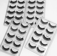 New in stock DHL shipping 6D Mink Eyelashes Natural False Ey...