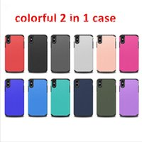 Armor Defender Case PC+ TPU Cover Protective Shell for iphone...