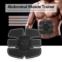 Electric Abdominal Muscle Stimulator Trainer Exerciser Unise...