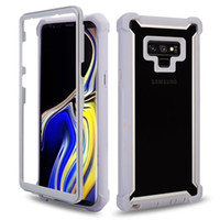 Para Samsung A10 A10S A10E A20S A20 A20E A30 A70 A70S M10S A30S A50 Nota 10 Pro J3 J7 2018 Híbridos Combo 3 em 1 Cases Capa Defender