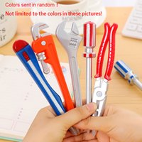 Hardware Tool Series Ballpoint Pen Novelty Stylish Tool Shap...
