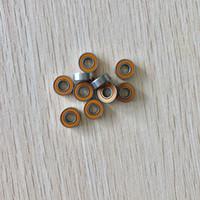 6pcs/10pcs S6901-2RS 12x24x6mm ABEC-7 Stainless Steel hybrid Si3n4 ceramic bearing 6901RS 6901 2RS CB LD for fishing reel 12*24*6mm