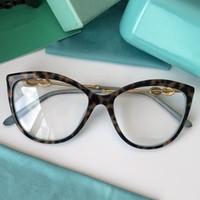ExQusite 2161-B strass Décoration Femmes lunettes 56-17-145 Planche de haute qualité + métal pour lunettes de prescription Emballage en culture