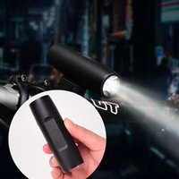 Bike Light USB Rechargeable 300 Lumen 5 Mode Bicycle Front L...