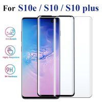 3D Tempered Glass for Samsung Galaxy S10 Lite Plus Screen Pr...
