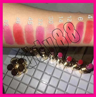 2019 макияж губ Y бренд Матовый помада Rouge Volupte Shine помада Круговая труба 9 цветов 3.5G бесплатная доставка