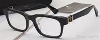 Nueva vendimia diseño de gafas de gafas de gafas de gafas de gafas Steampunk del marco pequeño de la prescripción de los hombres de la lente transparente