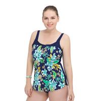 Artı Boyutu Mayo Kadınlar Baskı Mayo Büyük Boy Tek Parça Mayo 5XL Monokini Maillot De Bain Yüzme Suit