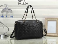 European and American best2018 women' s handbag classic ...