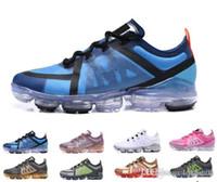 98ceea586 Nike Air VaporMax max Off 2019 Chaussures Air Run UTILITY Hombres Zapatillas  de running Mediano Oliva