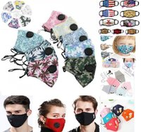 Fashion Breathing Valve Anti Dust Face Mask Folding Without ...