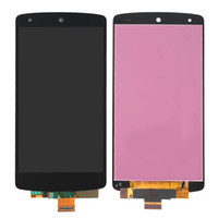 Nuovo Digitizer Assembly schermo touch originale Nexus 5 LG D820 D821 LCD + frame libero DHL