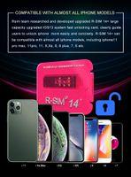 أحدث RSIM 14+ V18 R sim14 + RSIM14 + R SIM 14+ 14+ RSIM فتح بطاقة فون 11 الموالية ماكس IOS13 ICCID فتح سيم RSIM14 +
