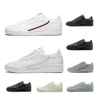2020 New arrivel Calabasas Powerphase Grey Continental 80 Casual shoes pink blue Core black OG white women mensTrainer Sports Sneakers 36-45