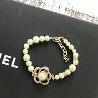 Fashion Brand Pearl Beaded Bracelet 2018 NEW Classic Designe...