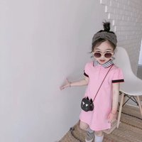free shipping Cute Children Kids Baby Girls Dresses Clothes ...