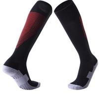 топ Взрослые дети не скользят над коленом футбол носками утолщенного полотенце нижних носки длинных трубками удобным ребенок резистентных спортивными детьми фитнес