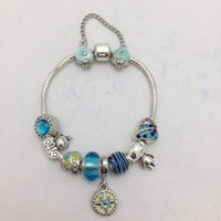 New style DIY Lake Blue Cosmonaut Series Womenundefineds Sna...