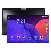 2019 Nuovo tablet da 10 pollici Android 8.0 Octa Core 6 GB RAM 64 GB ROM 8 core IPS 1280 * 800 2.5D Tablet GPS schermo in vetro 10,1 Regali