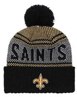 New Arrival. 2019 Saints Beanie NO Sideline Cold Weather Graphite Official  Revers Sport Knit Hat All Team ... 3073a310e