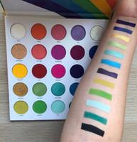 جديد ماكياج وصول لوحة 25colors Eyeshadow Palette 25L يعيش في لون جودة عالية ظلال العيون