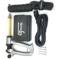 G9 semi automática Vape carros de relleno 25ML Aceite de llenado máquina de inyección para los cigarrillos 0.5ML 0.8ML 1ML E cartuchos de pluma Vape