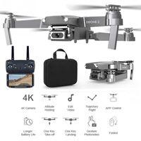 Drone HD широкоугольный наклон 4k Wi-Fi 1080P FPV Drone Video Live Recording Quadcopter Высота для поддержания беспилотных камеры VS E58 Бесплатная доставка