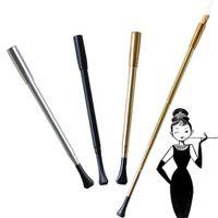 Женская длинная серия выдвижной старинный держатель для курительных труб для курить леди для курения Pipeor фотографические реквизиты для курения аксессуары